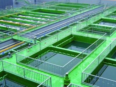 电镀废水处理方法