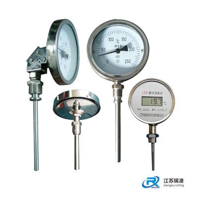 WSS-400双金属温度计