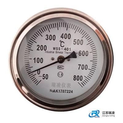 WSS-305双金属温度计