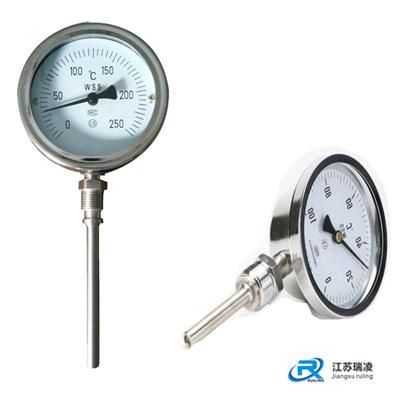 WSS-406双金属温度计